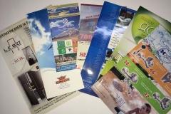 Печатни рекламни материали